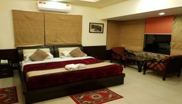 Hotel Rajpur Heights - Super Deluxe Room